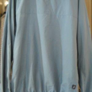 Men's Long Sleeve Foot Joy V Neck Shirt XXL